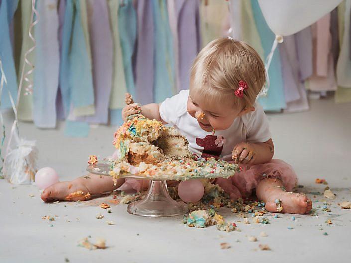 Cake Smash Sessions